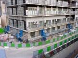 Plates-formes bi-mât, bâtiment A
