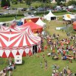 Qi gong au festival Cirque ou presque