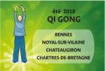 Qi Gong - cours en plein air - été 2018