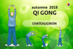 Automne 2018 - Châteaugiron - Qi Gong