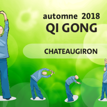 Automne 2018 – Châteaugiron – Qi Gong