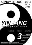 Yin Yang - Stage interdisciplines à Arnay-le-Duc (21)