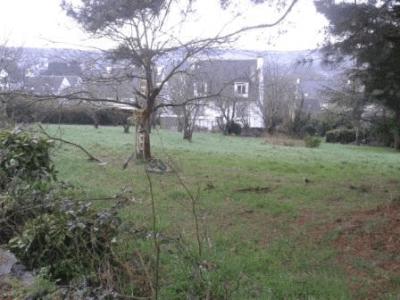 Le Faou terrain à bâtir 452 m² constructible nature Finistère