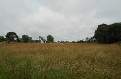 Lesneven proche de guisseny construction de maison sur tefrrain de 370 m²
