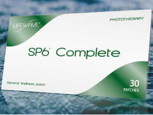 sp6 parches lifewave