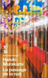 Le passage de la nuit, d'Haruki Murakami