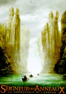 The Lord of the Rings : The Fellowship of the Ring, extended version, 2001