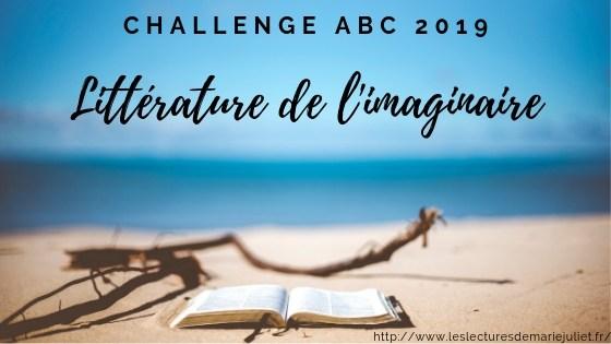 Challenge ABC Littérature de l'Imaginaire – Bilan