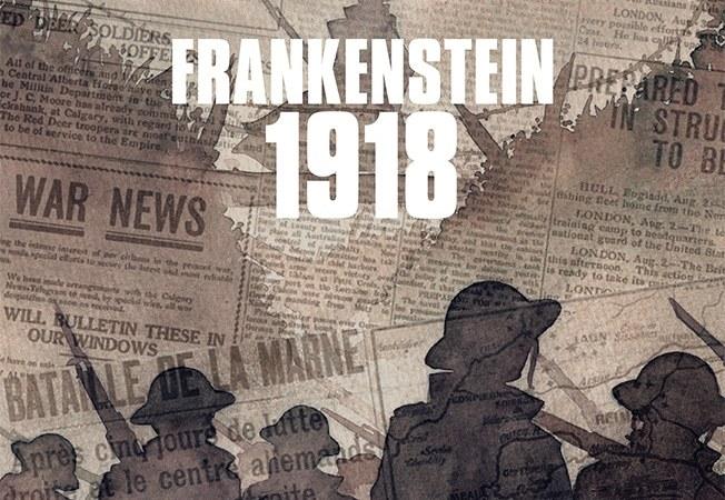 Frankenstein 1918, Johan Heliot