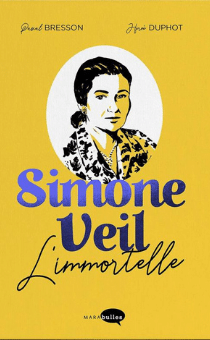 Simone Veil l'immortelle