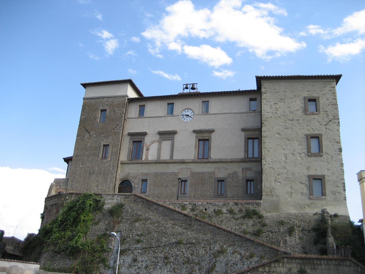 Nuovo Ufficio Castelnuovo Di Porto : Castelnuovo di porto ente regionale parco di veio