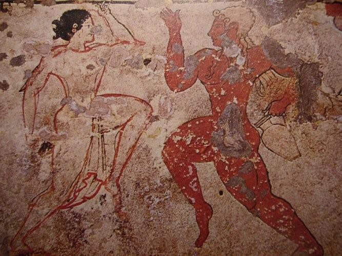 Il 5 marzo festa della Donna Etrusca