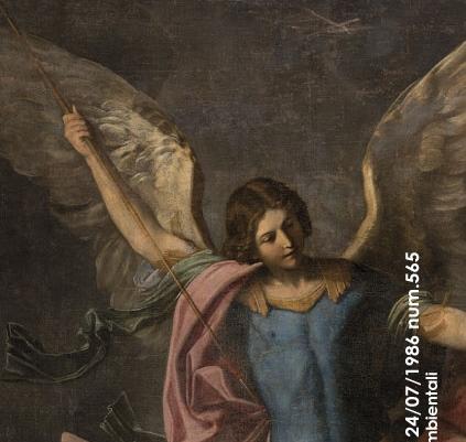 Formello: un nuovo affresco nella chiesa di San Michele Arcangelo. Presentazione il 13 gennaio