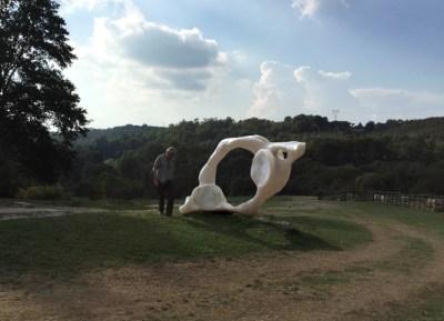 Arte Contemporanea nel Parco, lungo la Francigena