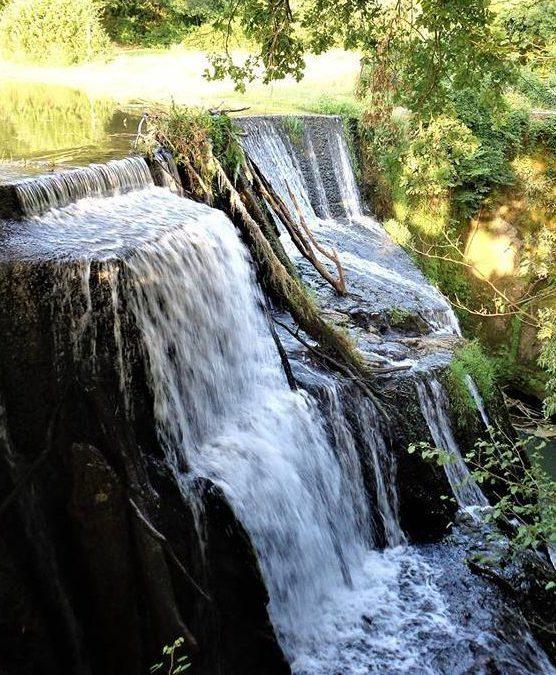 Sabato 8 settembre. La cascata della mola e il santuario del Sorbo