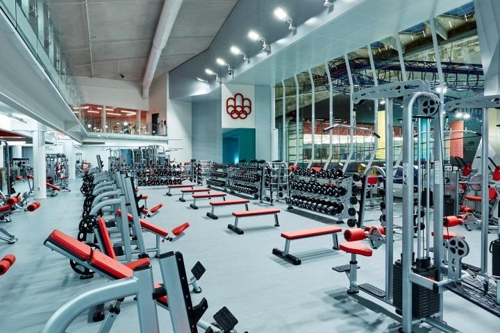 Spinning Room  Centre sportif du Parc olympique