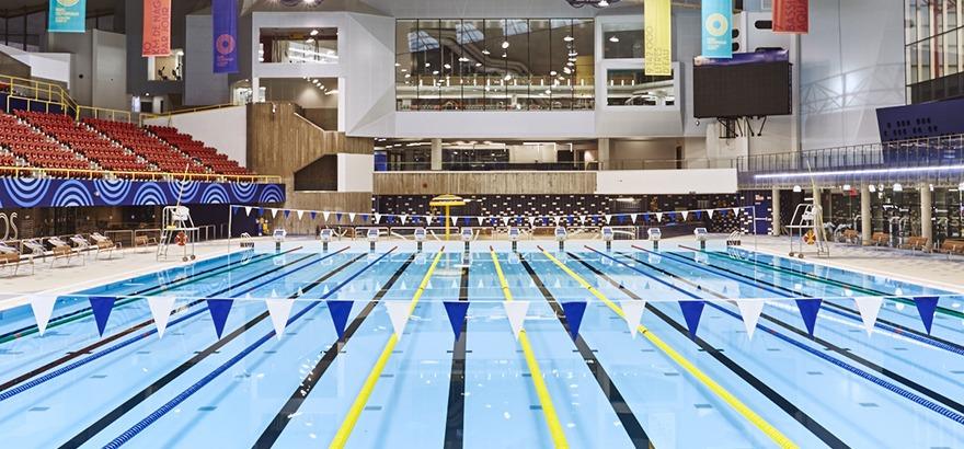 Accueil  Centre sportif du Parc olympique