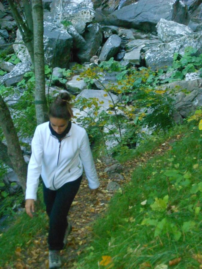 Sentiero Cascate