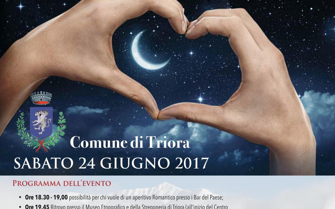 24 giugno – La Notte Romantica di Triora