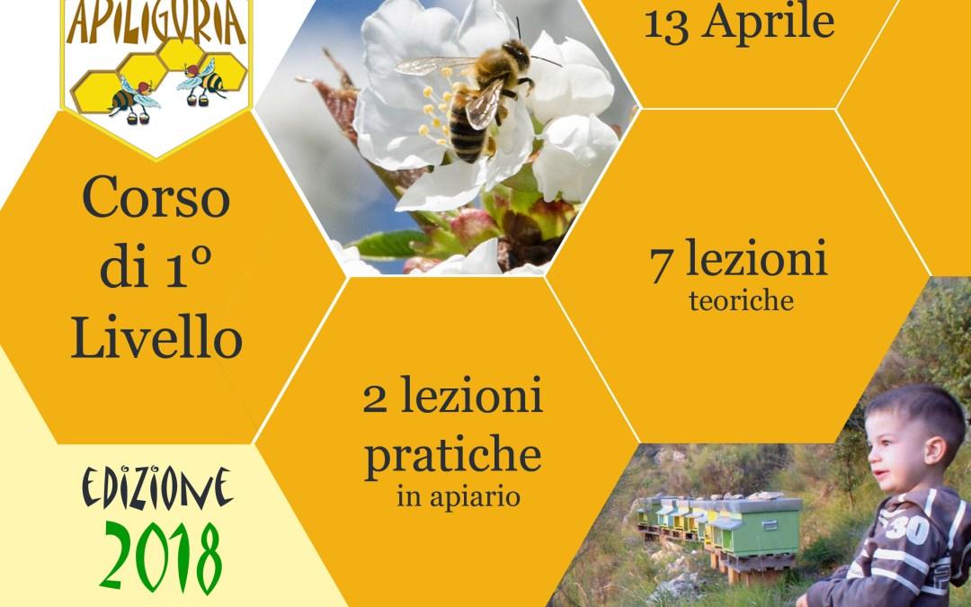 Corso di apicoltura con ApiLiguria