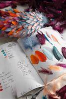 Featherwork, Nelly Saunier - Photo Pinterest