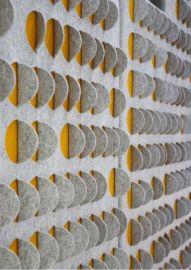 Sound absorber (détail) - Designer Anne Kyyro Quinn