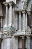 Basilique St Marco, Venice (détail) architecture byzantine