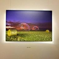 Loopingf - Double dome, 2014 - Photo Parcours Créatifs