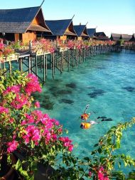 Tahiti, Polynésie française - Photo Pinterest