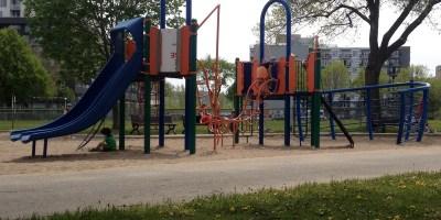 Basket  Les parcs de Montral