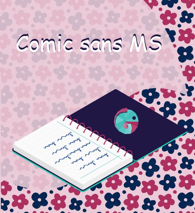 Vignette Article 04 Comic sans MS