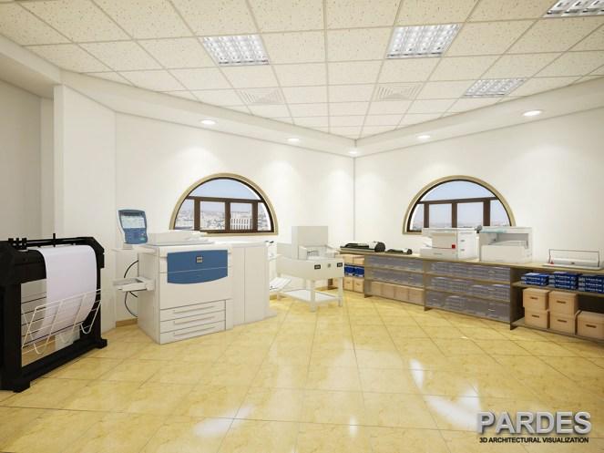 חדר הדפסות 11