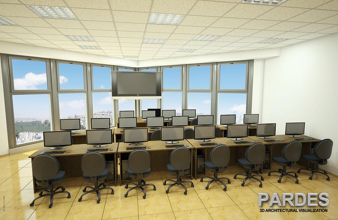 חדר מחשבים 2