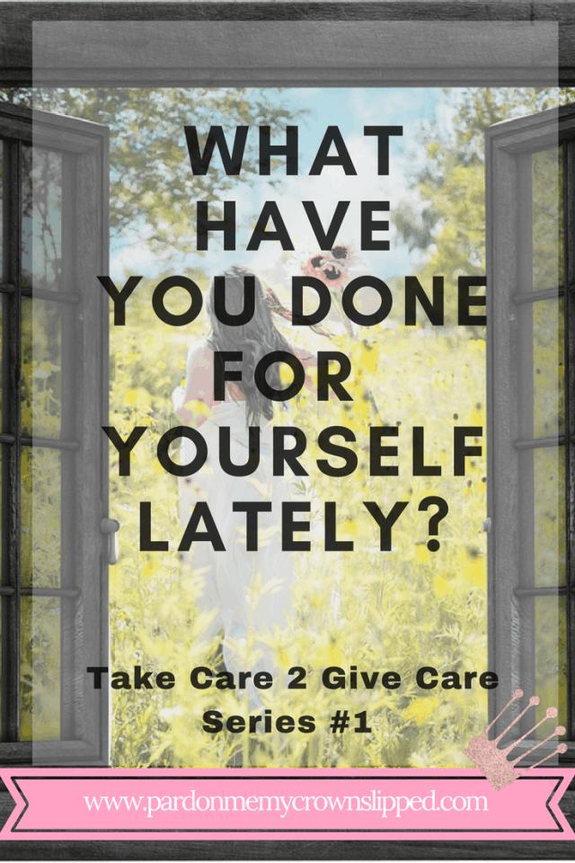 self care family caregiver mom sandwich generation