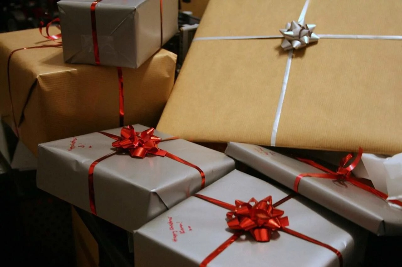 gift giving from your coupon stockpile