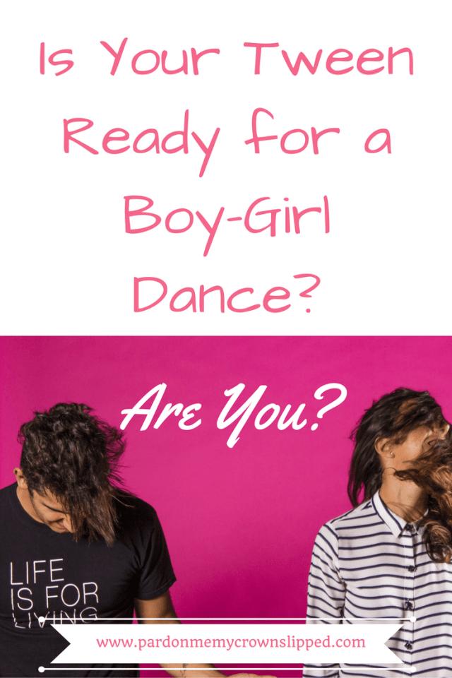 tween boy girl dance