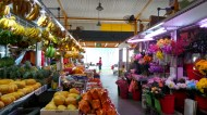 Day 145 - A morning trip to the wet market with Uncle Mel!