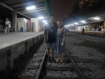 Day 52 - A visit to the old Tanjong Pagar Railway Station.