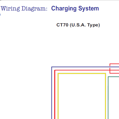 ct110 wiring diagram wiring diagrams honda ct90 wiring diagram 1977 on all systems home of the pardue