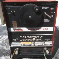 Dryer Power Cord Wiring Diagram Badlands 12000 Pound Winch Lincoln Idealarc 250 Rebuild - Home Of The Pardue Brothers