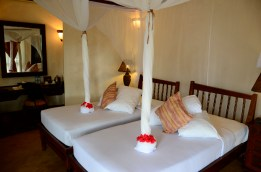 Zanzibar 4 Star accommodation