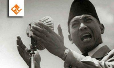 Kutipan Soekarno yang Menginspirasi dalam Bahasa Inggris dan Artinya