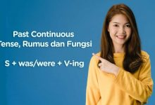 Photo of Past Continuous Tense, Rumus dan Fungsi