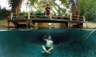 Sumber Ngadiloyo Wisata yang Instagramable di Kediri