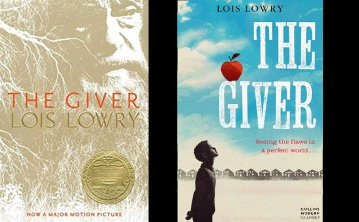 Novel The Giver Lois Lowry
