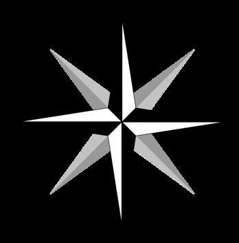 Mata angin dalam bahasa Inggris Ordinal Arah. Mawar kompas dengan arah ordinal dan mata angin akan memiliki delapan titik: N, NE, E, SE, S, SW, W, dan NW.