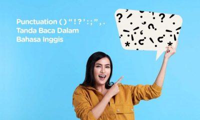 Sepuluh Kiat Menggunakan (punctuation) Tanda Baca Dalam Bahasa Inggris