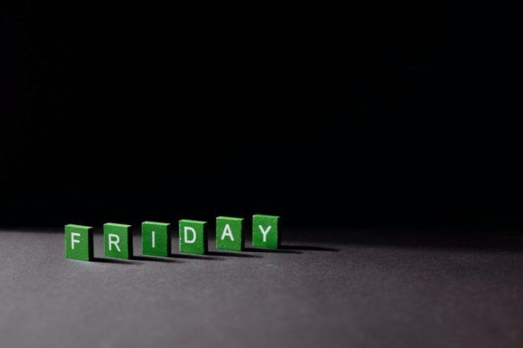 Memahami arti TGIF: Thank God It's Friday!