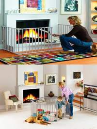 How to baby proof your fireplace | Parent Guide