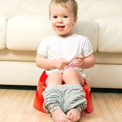 Potty Chair Large Child Best Rated Recliner Chairs And Seats Everything You Need To Know Parent Guide Baby Sitting On A With His Pants Down